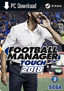 Football Manager Touch 2018 [Online Game Code]