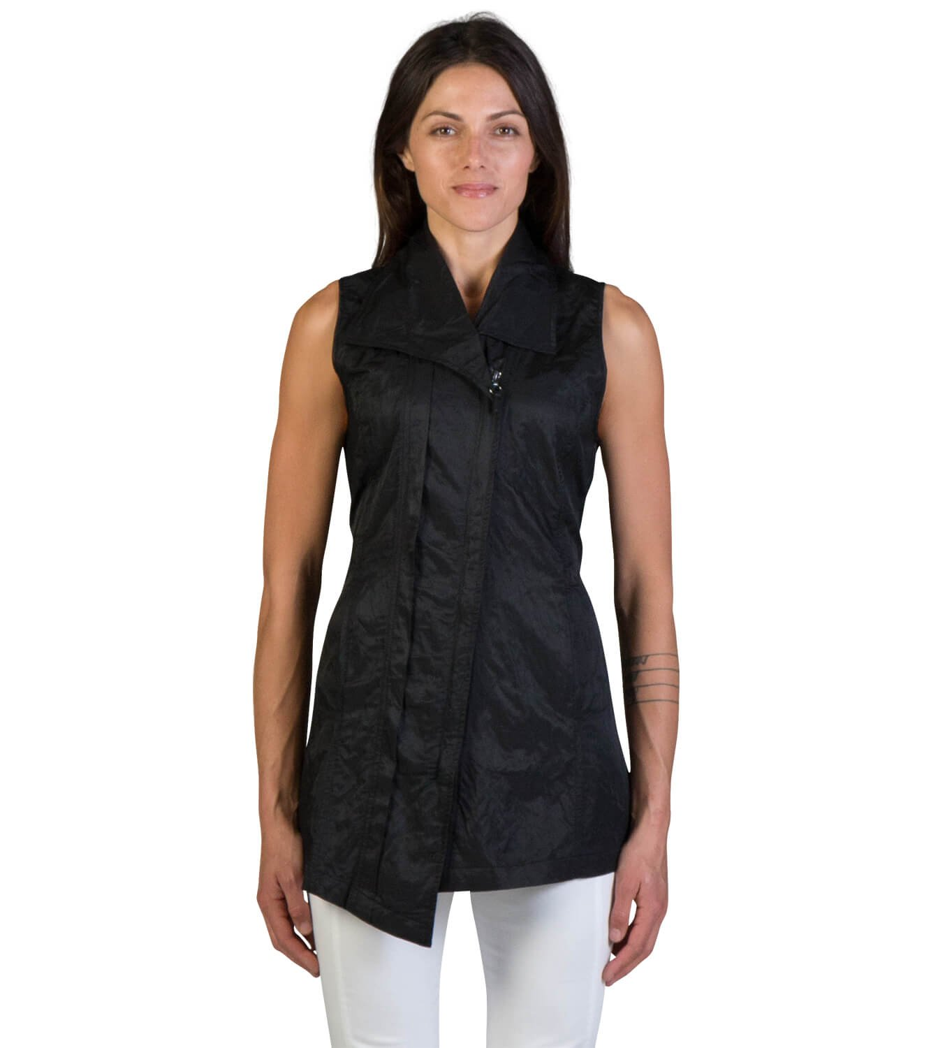 Go To Style Vest - Black - M by Stella Carakasi
