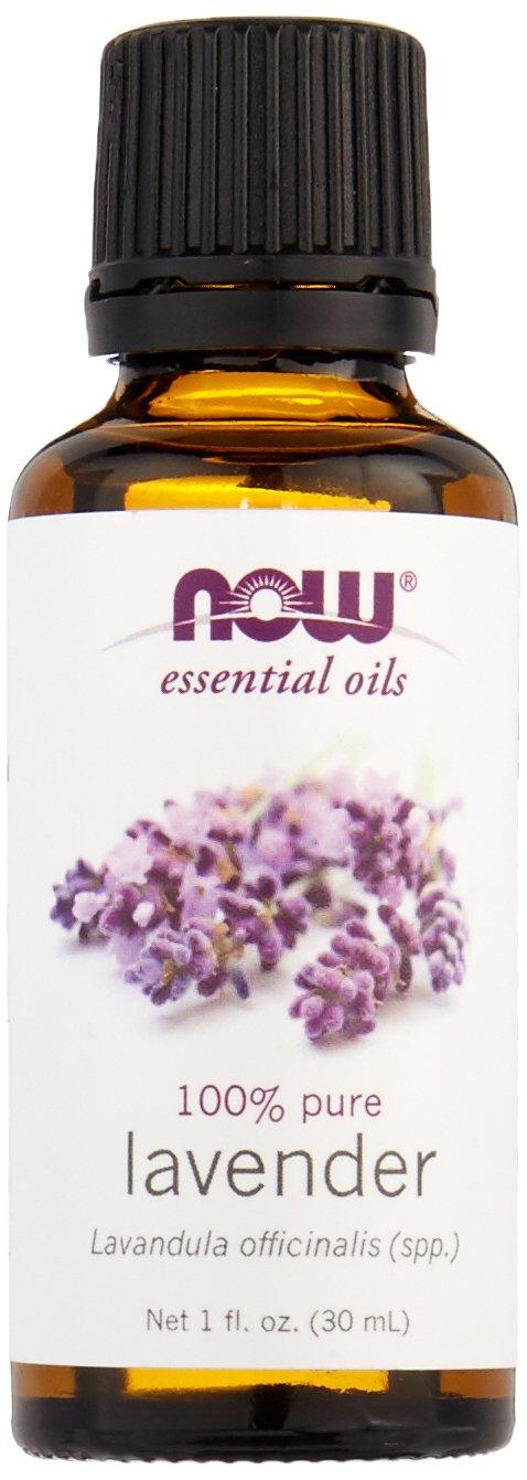 NOW Lavender Oil 1 Oz NOW Foods 733739075604