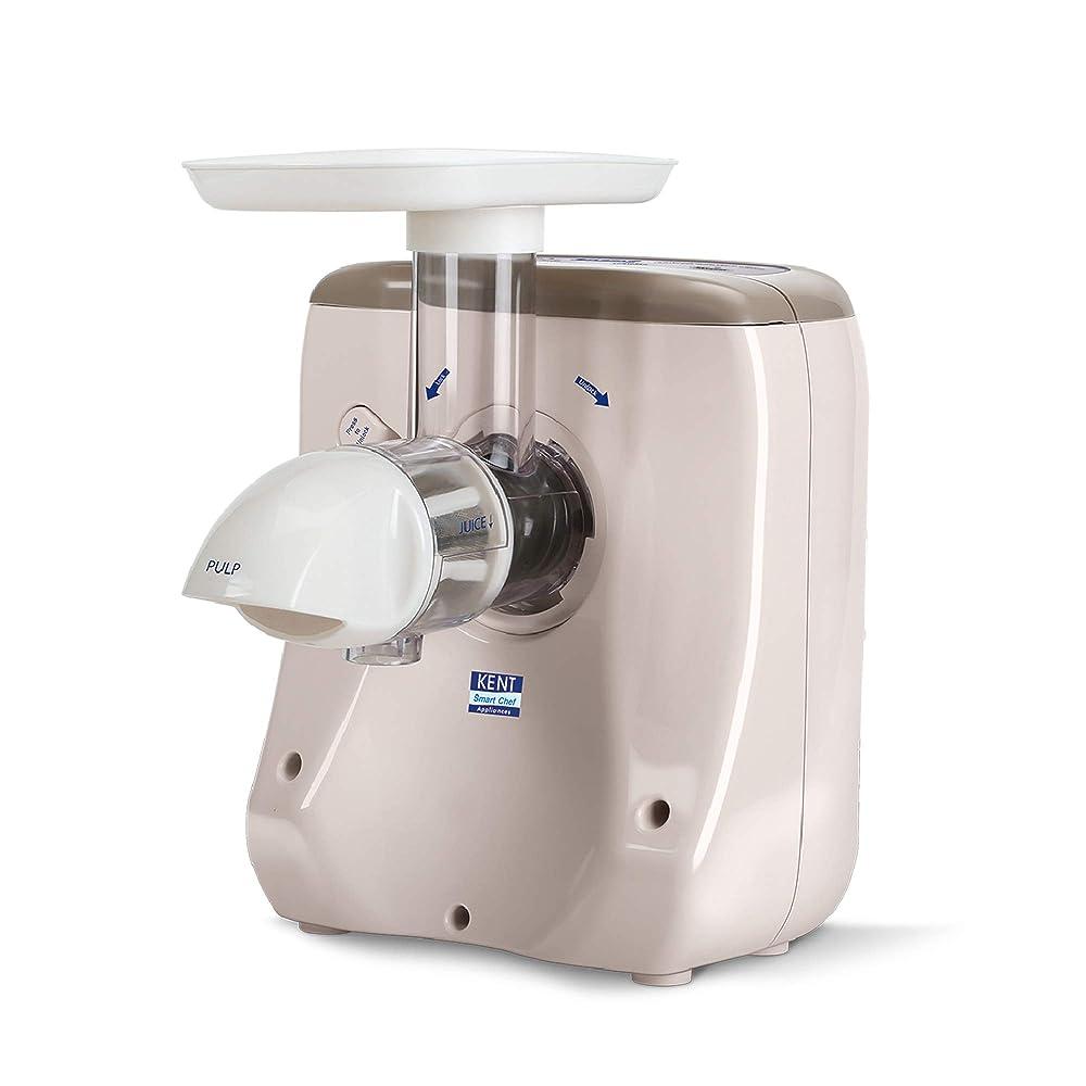 KENT 16022 800ml Cold Pressed slow Juicer Plus (White)