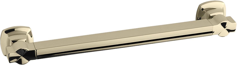 """B002W4NKCM Kohler K-11882-AF Margaux 18"""" Grab Bar, Vibrant French Gold 61PHqyhX-bL.SL1500_"""