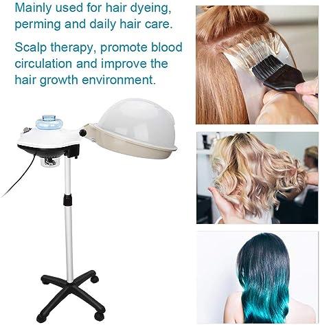 Vaporizador para el cabello, Procesador de color con base ...