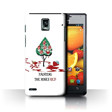 Amazon com: STUFF4 Phone Case/Cover for Huawei Ascend P1