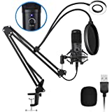 USB Podcast Microphone Kit