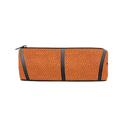 BONIPE - Estuche deportivo para lápices de baloncesto: Amazon.es ...