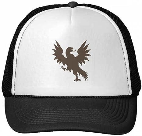 DIYthinker Europ Animales Nacional Gorra de béisbol Emblema Buitre ...