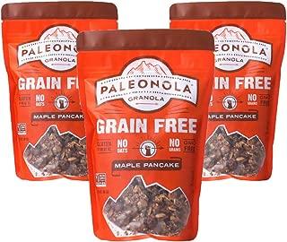 product image for Paleonola Maple Pancake Grain Free Granola | Gluten Free, Non-GMO, Dairy Free, No Refined Sugars, 10 Oz Bags (3 Pack)