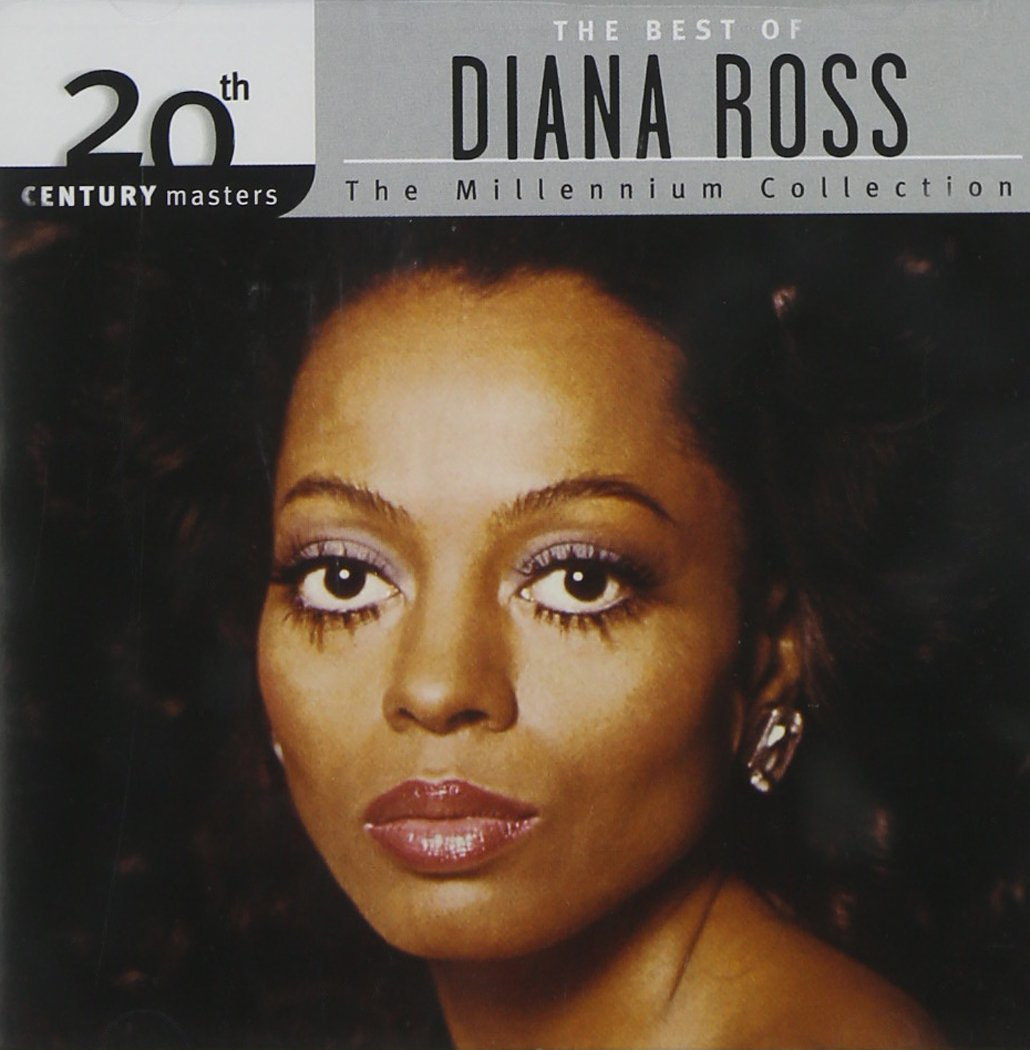 CD : Diana Ross - 20th Century Masters: Millennium Collection