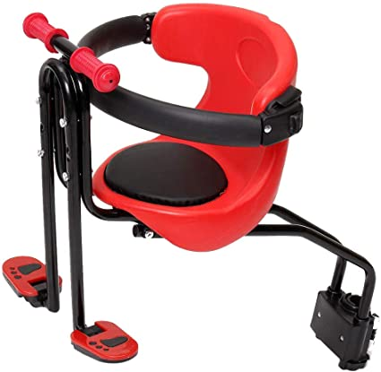 Bicycle Bike Front Seat Safety Stable Baby Child Kids Chair child seat bike