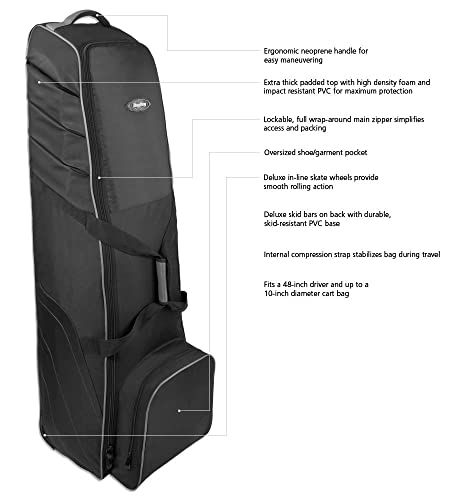 Bag Boy T-700 Golf Bag Travel Cover