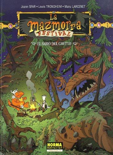 Descargar Libro La Mazmorra Festival 2: El Sabio Del Guetto Manu Larcenet