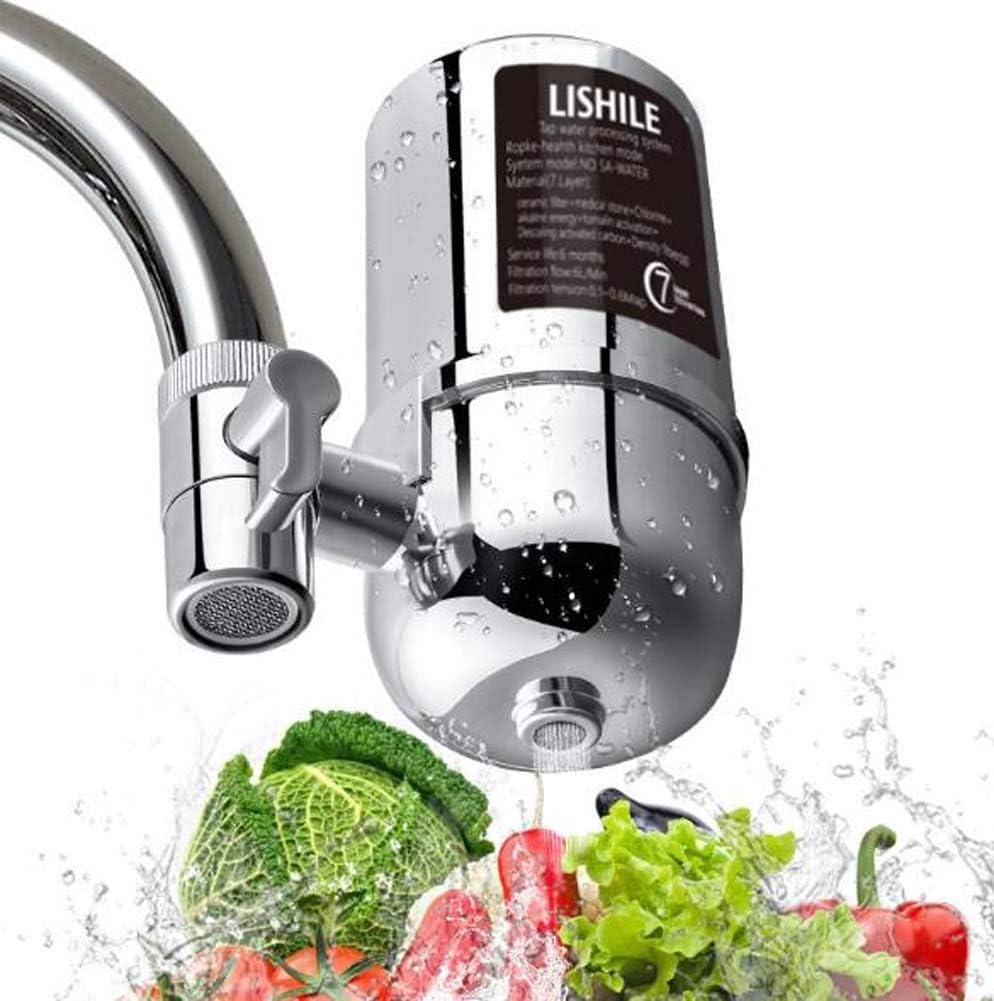OUHUI Filtro de grifo de metal para purificador de agua, apto para ...