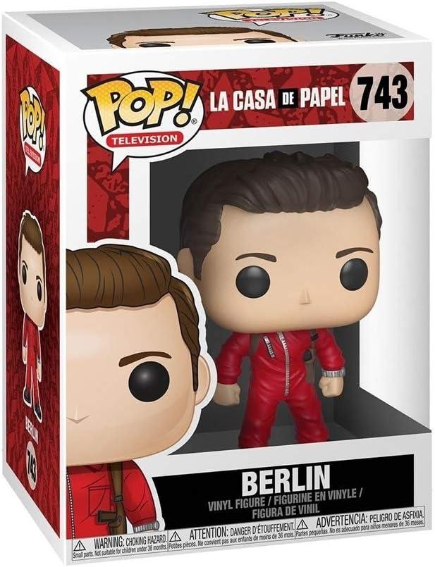 Money Heist Berlin Funko Pop