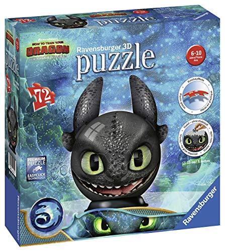 Ravensburger 11145 Dragons 3 Puzzle Ball 3d