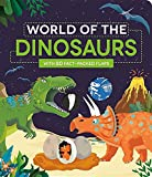 World of the Dinosaurs: With 80 Fact-packed Flaps