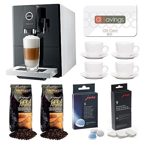 Amazon.com: Jura IMPRESSA A9 One-Touch Espresso machine W ...