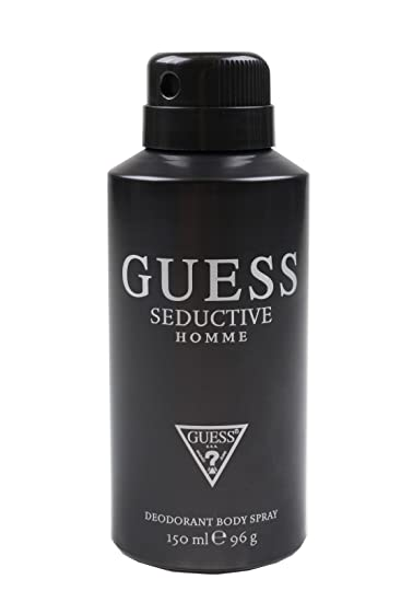 Guess Guess Seductive Homme By Guess for Men 5 Oz Deodorant Body Spray, 5 Oz