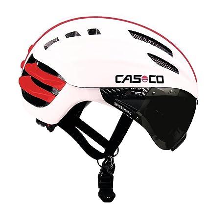 Helmet Casco Speedairo Visor White 2016
