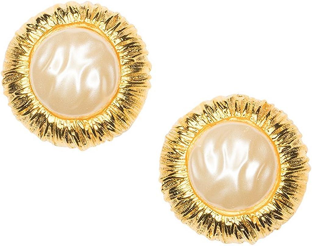 Earrings button Clips