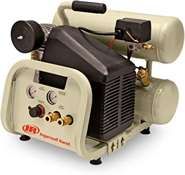 Twin-Stack P1IU-A9 Portable Air Compressor