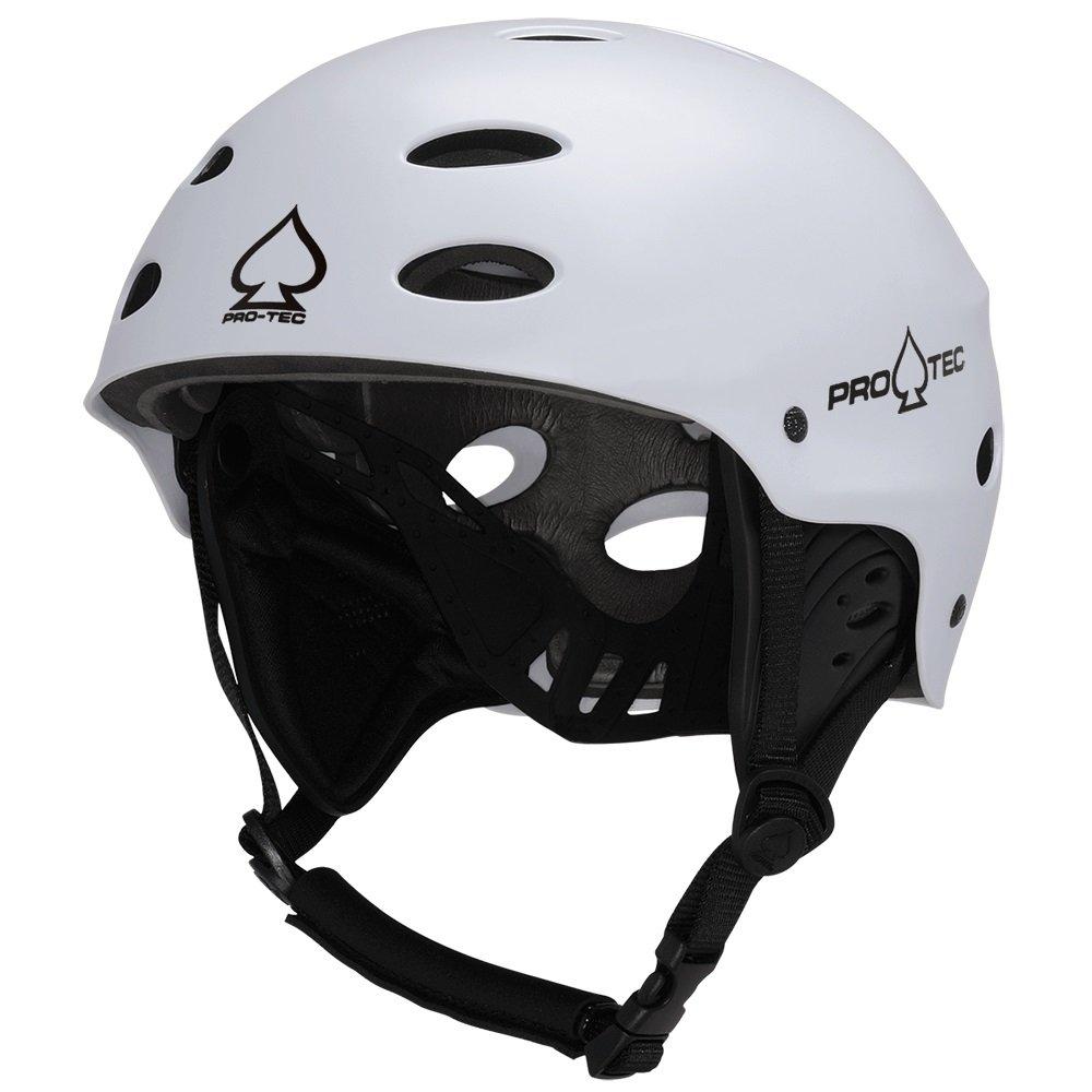 Pro-Tec Ace Wake Helmet, Satin White, L by Pro-Tec