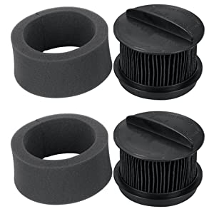 Smartide 2-Pack-Bissell 32R9 Circular Filter Sets (Replacement # 310-2266, 203-1192, 203-8161, 203-1464, 73K1)