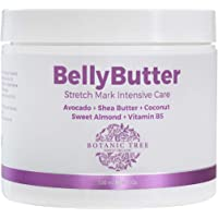 Botanic Tree Stretch Mark Remover Cream - Intensive Care Stretch Marks Removal Belly Butter + Stretch Mark Oil Set…