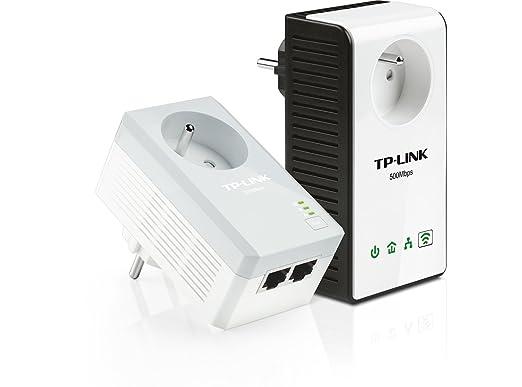 2295 opinioni per TP-LINK TL-WPA4220 Presa Integratore CPL 500 Mbps Wi-Fi nero nero