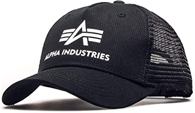 Alpha Industries Mujeres Gorras / Gorra Trucker Basic: Amazon.es ...