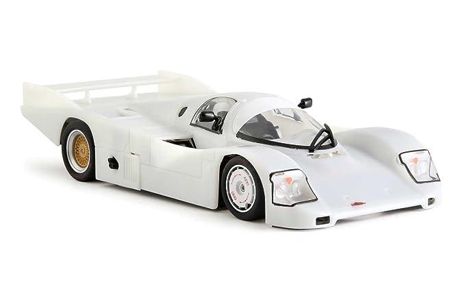 Amazon com: Slot it Porsche 962C-85 White Performance Slot Car Kit