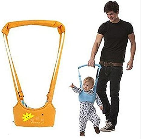 Icekon Bebé Alas Que Caminan Aprender A Caminar Asistente Caminar Arnés De Seguridad Andadores