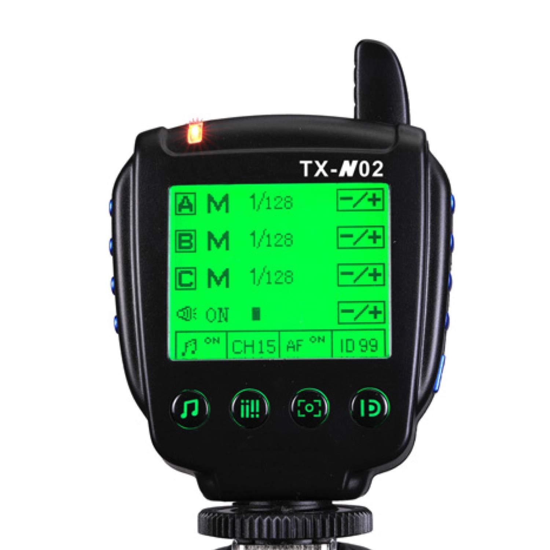 GTX Studio Extra TTL Transmitter for Nikon by GTX