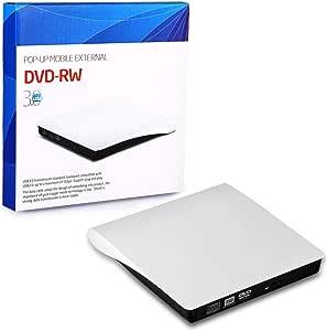 USB 3.0 External CD/DVD-RW DVD Writer Drive