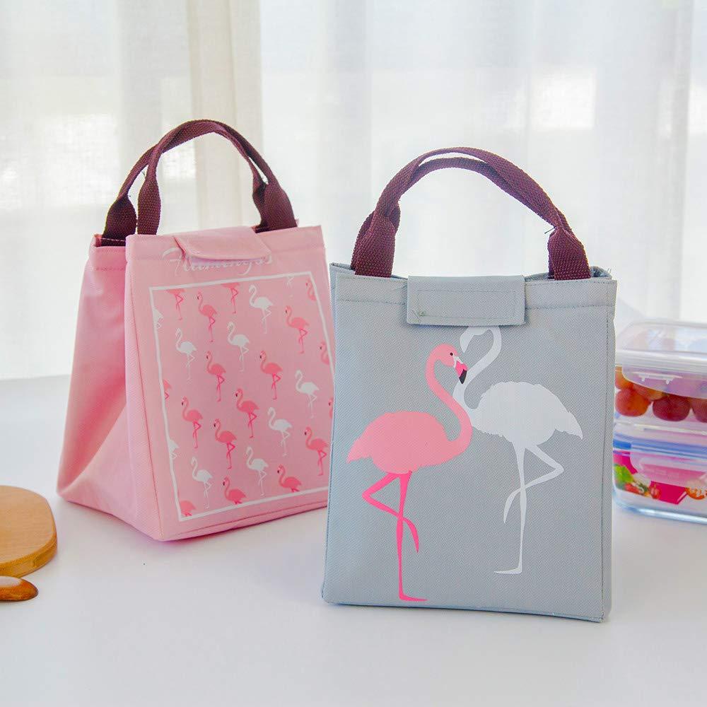 Sac Isotherme Froid Sac Repas Isotherme Pour Travail Ecole Pique-Nique /ÉTui De Transport Pour Pique-Nique Lunch Bag Portable Toile Pour Hommes Femmes Enfants