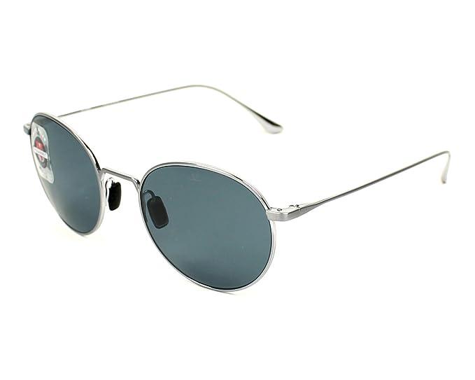 Vuarnet - Gafas de sol - para hombre Plateado plata 49 ...