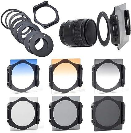 anneau Adaptateur 58mm pour Porte Filtre Cokin série p