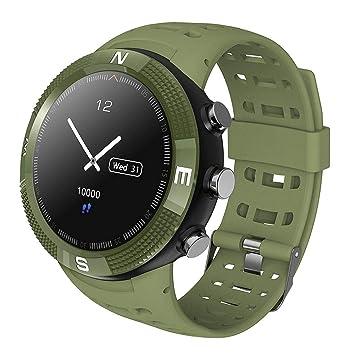 Zerone Fitness Tracker Reloj Deportivo GPS al Aire Libre ...