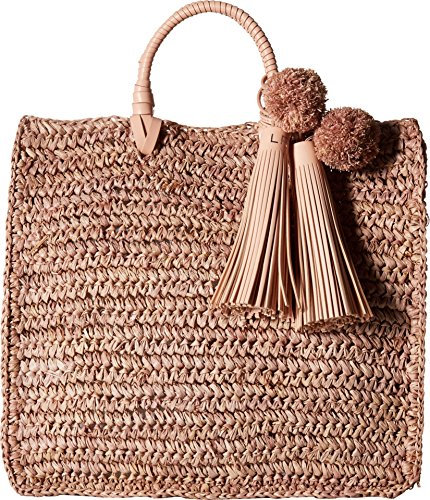 - Loeffler Randall Women's Straw Travel Tote Ballet One Size