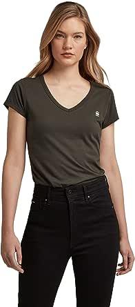 G-STAR RAW Eyben Slim Camiseta para Mujer