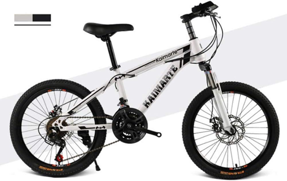 XM&LZ Acero De Alto Carbono Bicicleta Plegable Hombres Mujeres,Neumático De Grasa 20 Pulgadas Bicicleta De Montaña Bicicletas Todoterreno,Velocidad De Choque Bicicletas MTB Velocidad Variable: Amazon.es: Deportes y aire libre