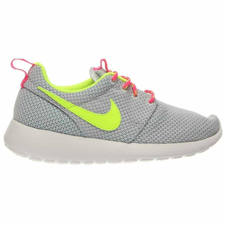 Zapatos Roshe Run polarizada lava Deporte Glow entrenador de Nike de chicas R88nbMVF