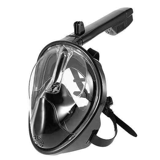 Máscara de buceo MA87 para natación, máscara completa, herramienta ...
