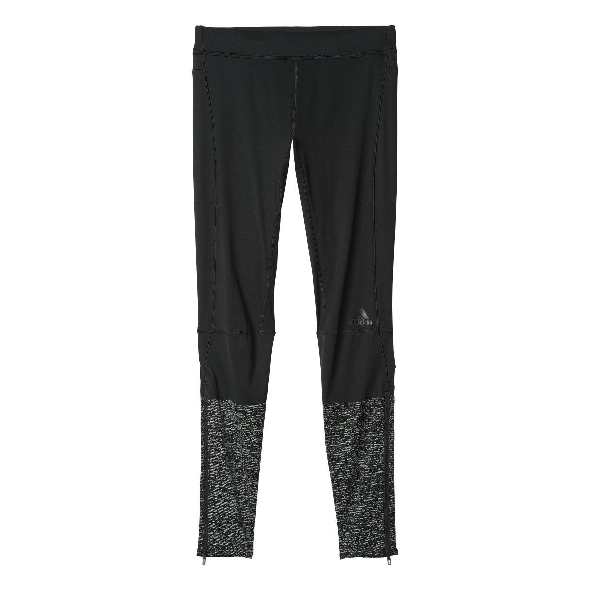 adidas Men's Running Supernova Long Tights, Medium, Black