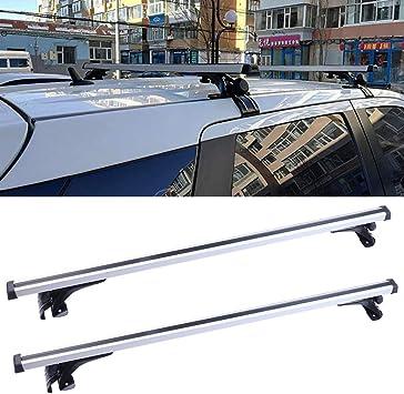 New Car Roof Crossbar Bar Rack Metal Luggage Cargo For Nissan Sentra 2006-2017