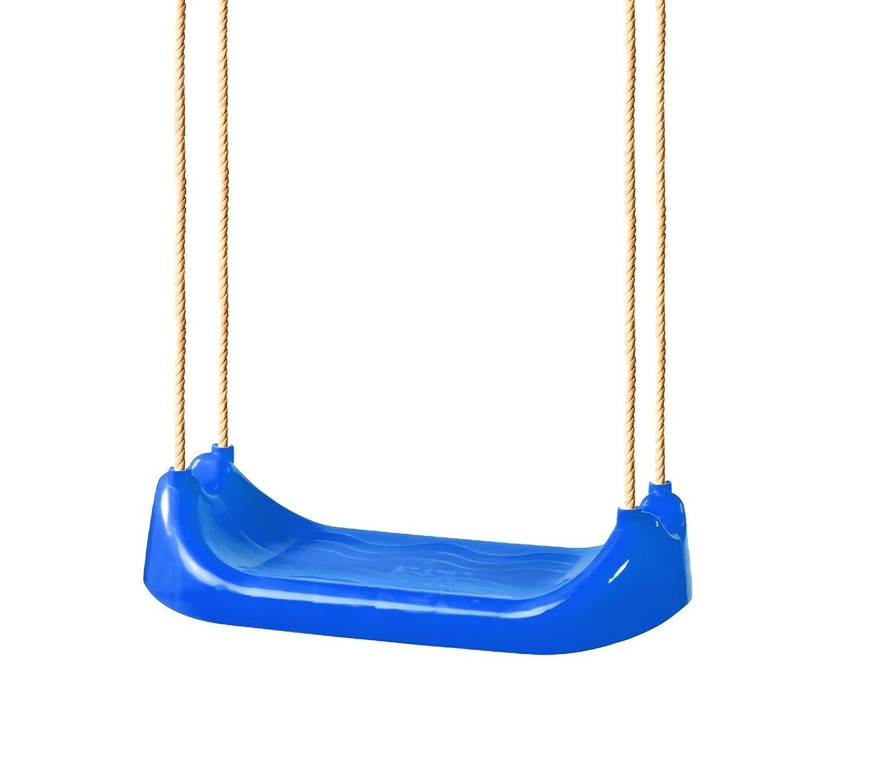 Azul 321324 Asiento para el columpio CIGIOCHI en varios colores con cuerdas