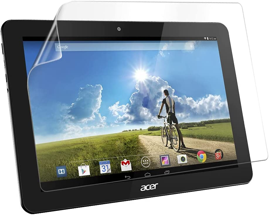 Celicious Matte Lite Mild Anti-Glare Screen Protector Film Compatible with Acer Iconia Tab A3-A20 [Pack of 2]