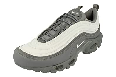 the latest ceeb6 5ef59 Nike Air Max Plus   97 Mens Running Trainers CD7859 Sneakers Shoes (UK 7.5  US 8.5 EU 42, Cool Grey Pure Platinum 002)  Amazon.co.uk  Shoes   Bags