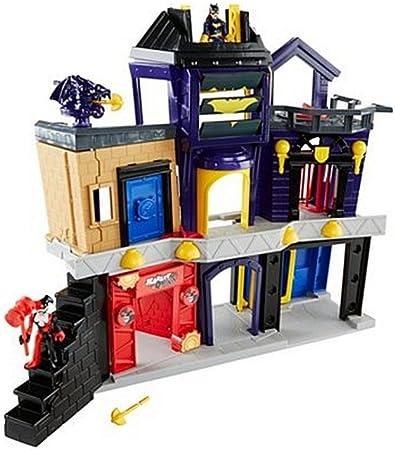 Fisher-Price DC Legends of Batman-Batgirl City Playset Figure