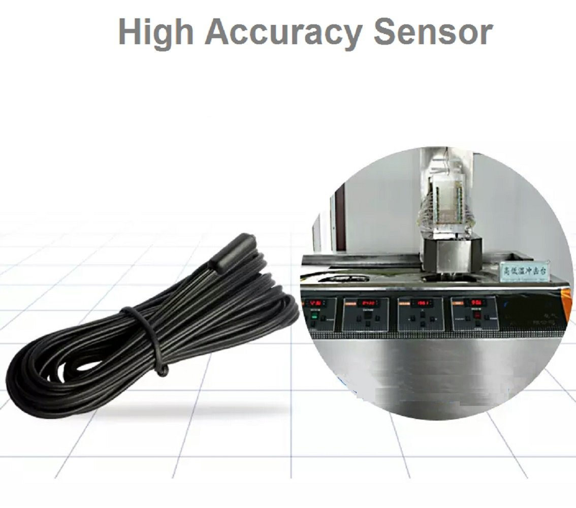 Digital Stc 1000 Temperature Measuring Heat Cold Thermostat How To Wire Controller Features This Mini