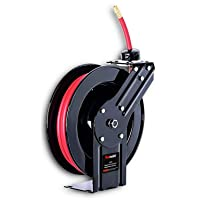 Deals on REELWORKS Air Hose Reel Steel Retractable